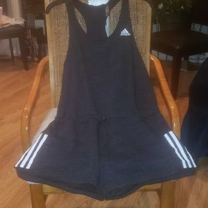 New Adidas Jumpsuit